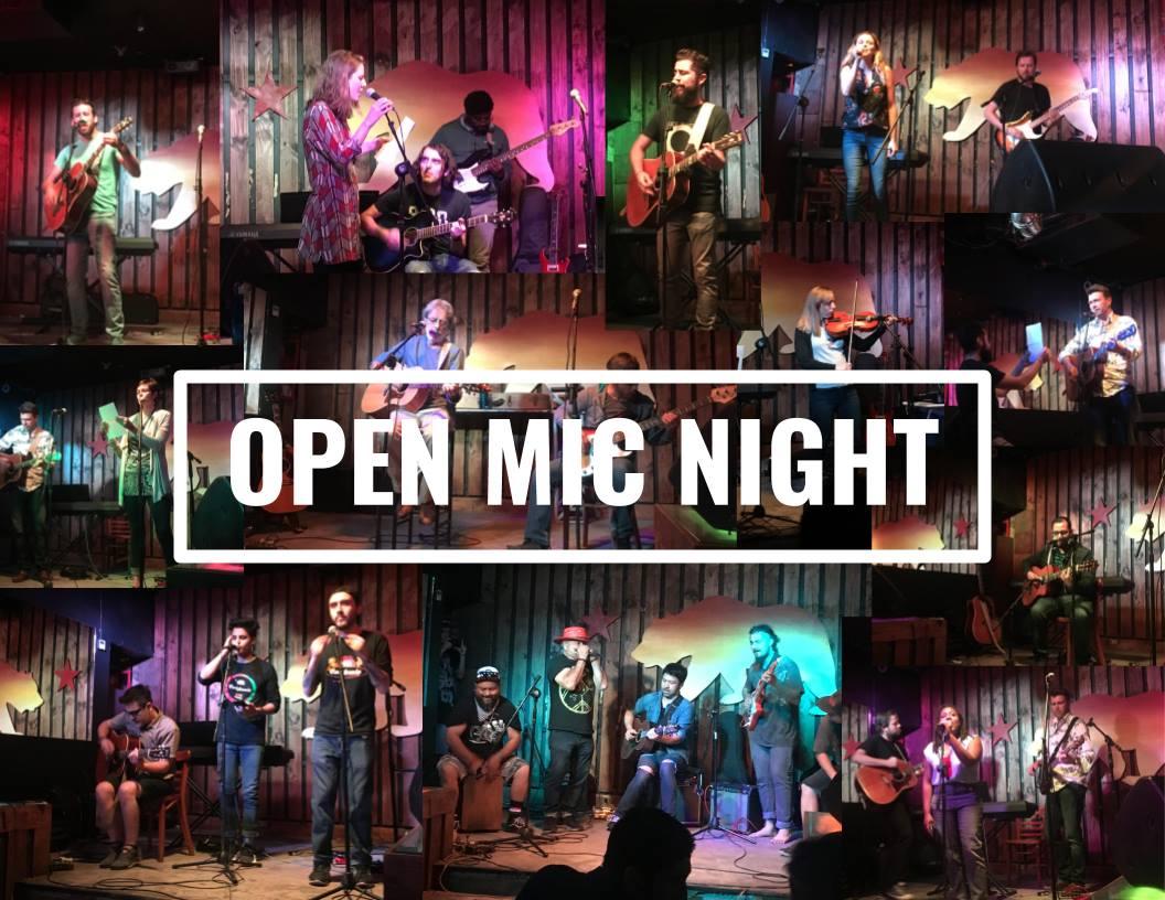 Katy Santos @Open Mic Night Santiago